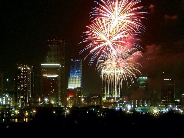 july 4th Miamifireworks