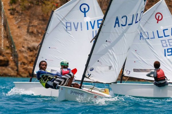 2016 Optimist Championship Antigua : 11214230_616900005114067_8829701294003148493_n