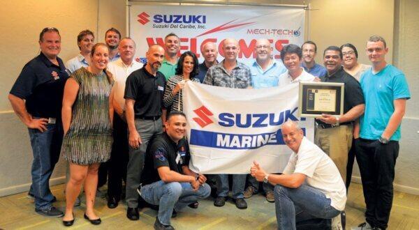 Suzuki Del Caribe
