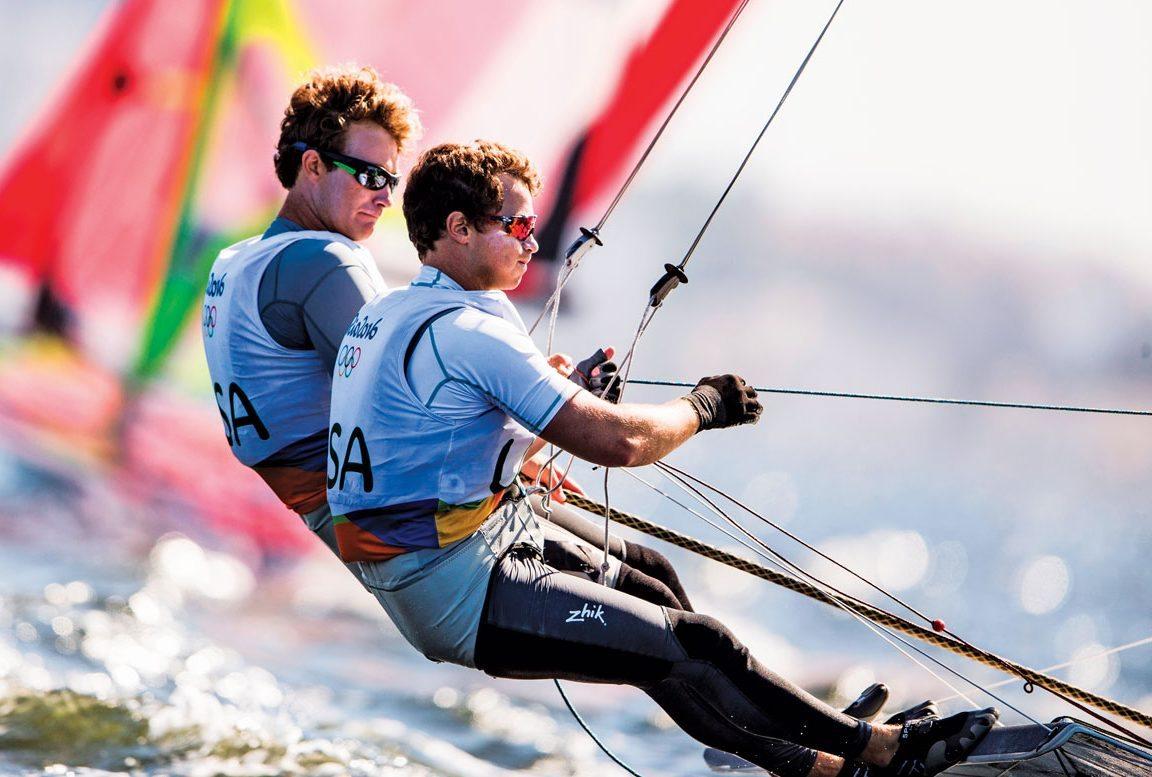 Caribbean Sailing Olympians