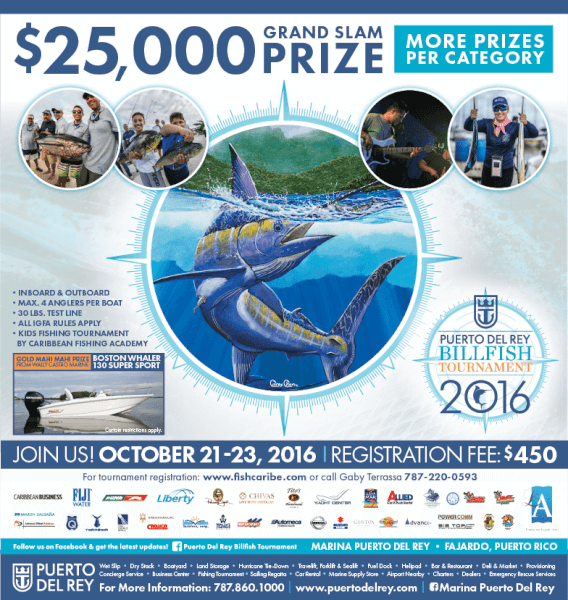 Puerto del Rey Billfish Tournament