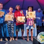 Antigua Francis Nunes Jr Memorial Tournament Team Crab Hole Liquors – Cook-off Competition winners