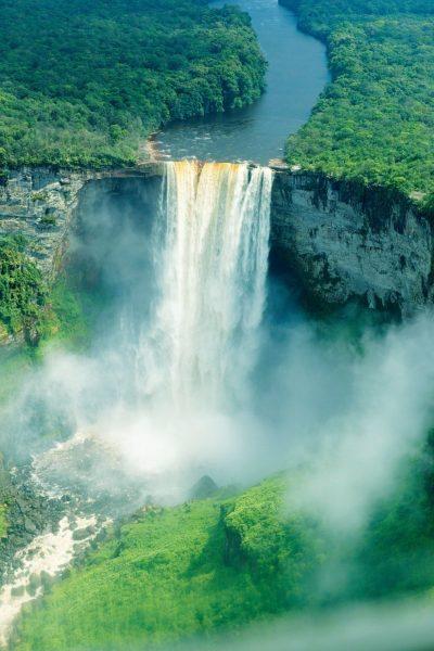 Guyana Waterfall All photos by Sharon Matthews-Stevens: www.sherryspix.com