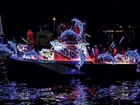 Lighted Boat Parade – St. Croix, USVI