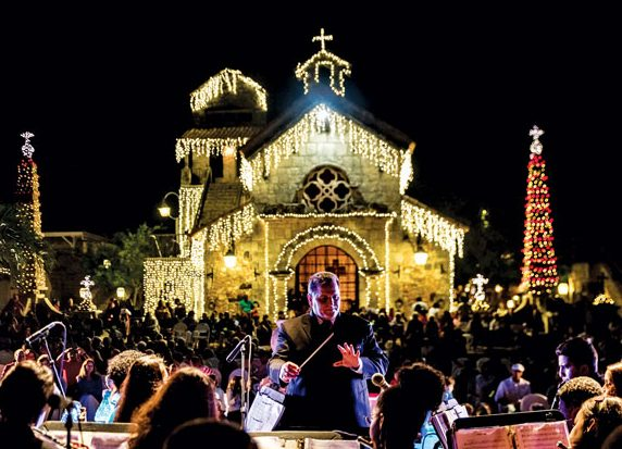 The music of Christmas – Casa de Campo, Dominican Republic