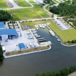 Saunders Yachtworks now offers long term dry storage
