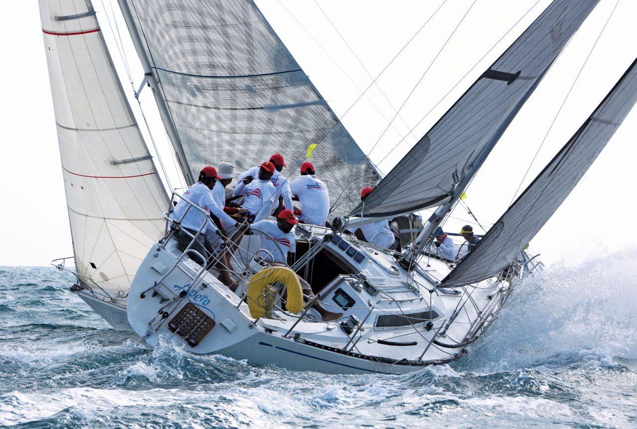 Island Water World Grenada Sailing Week