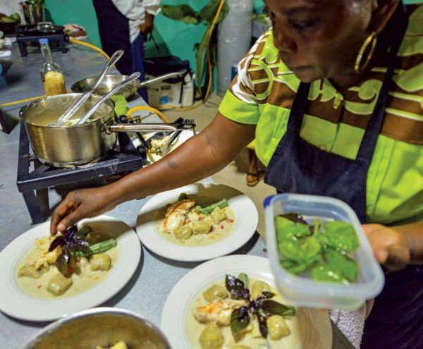 Caribbean Seafood Dishes