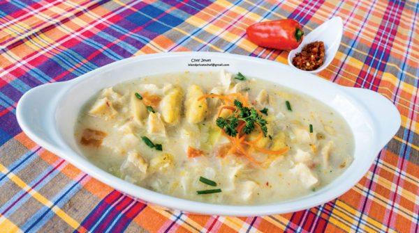 Conch & Dumplings, St. Maarten. Photo: St. Maarten Tourist Bureau