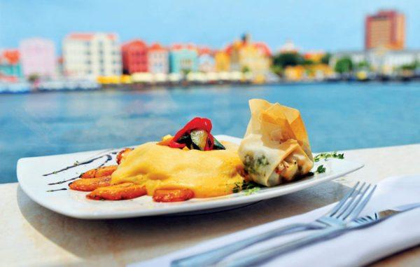 Keshi Yena, Curaçao. Photo: Curacao Tourism Board