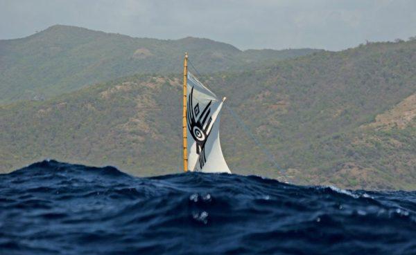 The Dominica dugout canoe Gli Gli. Photo: OceanMedia