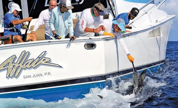 Club Nautico de San Juan International Billfish Tournament