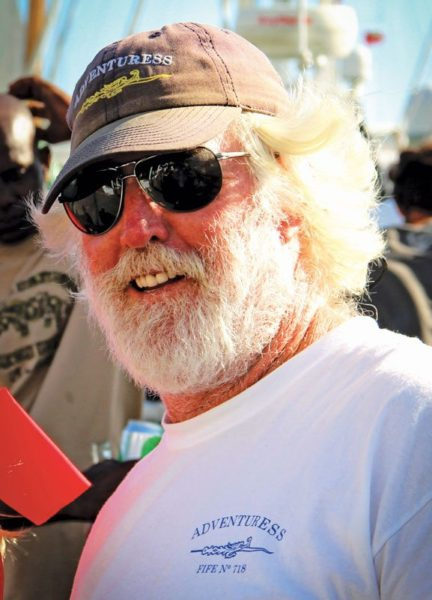 Kenny Coombs gave it his heart and soul and his legacy lives on today. Photo: Max Freling