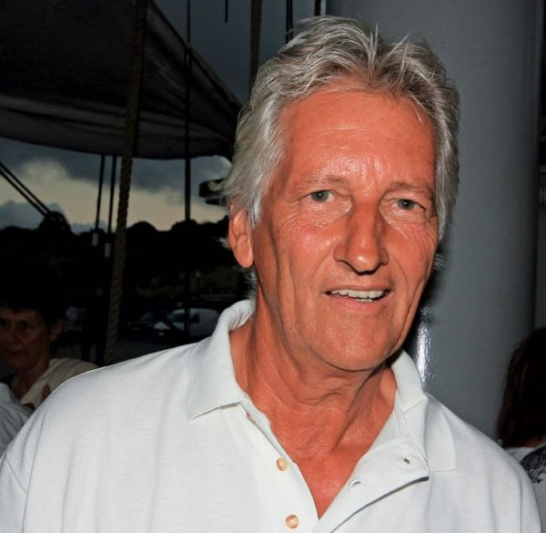 Jan Roosens of the Caribbean Sail Training Association. OceanMedia photo