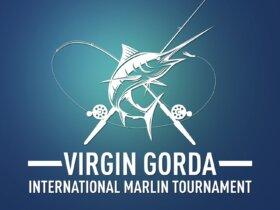 Virgin Gorda International Marlin Tournament Logo