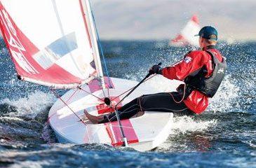 Derek Bongaertz - Winner of the Carnival Sail. Photo courtesy of Matias Capizzano