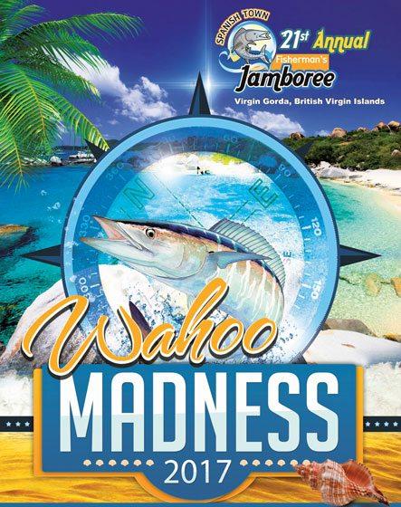 Spanish Town Fisherman's Jamboree Wahoo Madness tournament