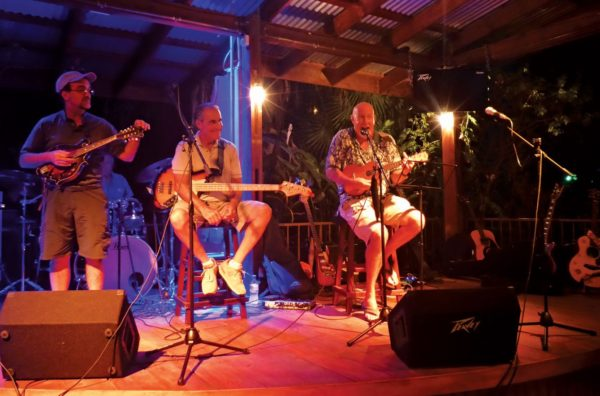 The Tuesday Jam at The Brewery – good music, good beer, good fun. Photo: Sharon Brown