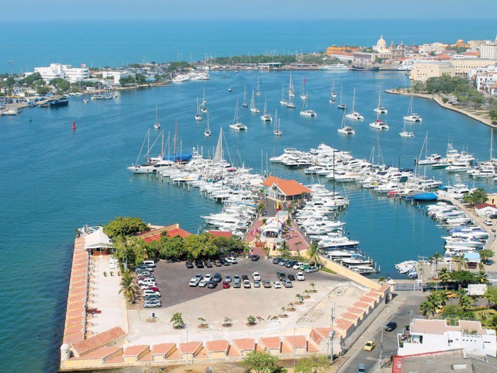 Club de Pesca de Cartagena. Photo courtesy of Club de Pesca de Cartagena