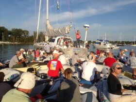 Announcing the 31st Annual Seven Seas Cruising Association Annapolis Gam