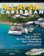 All At Sea - The Caribbean's Waterfront Magazine - September 2017