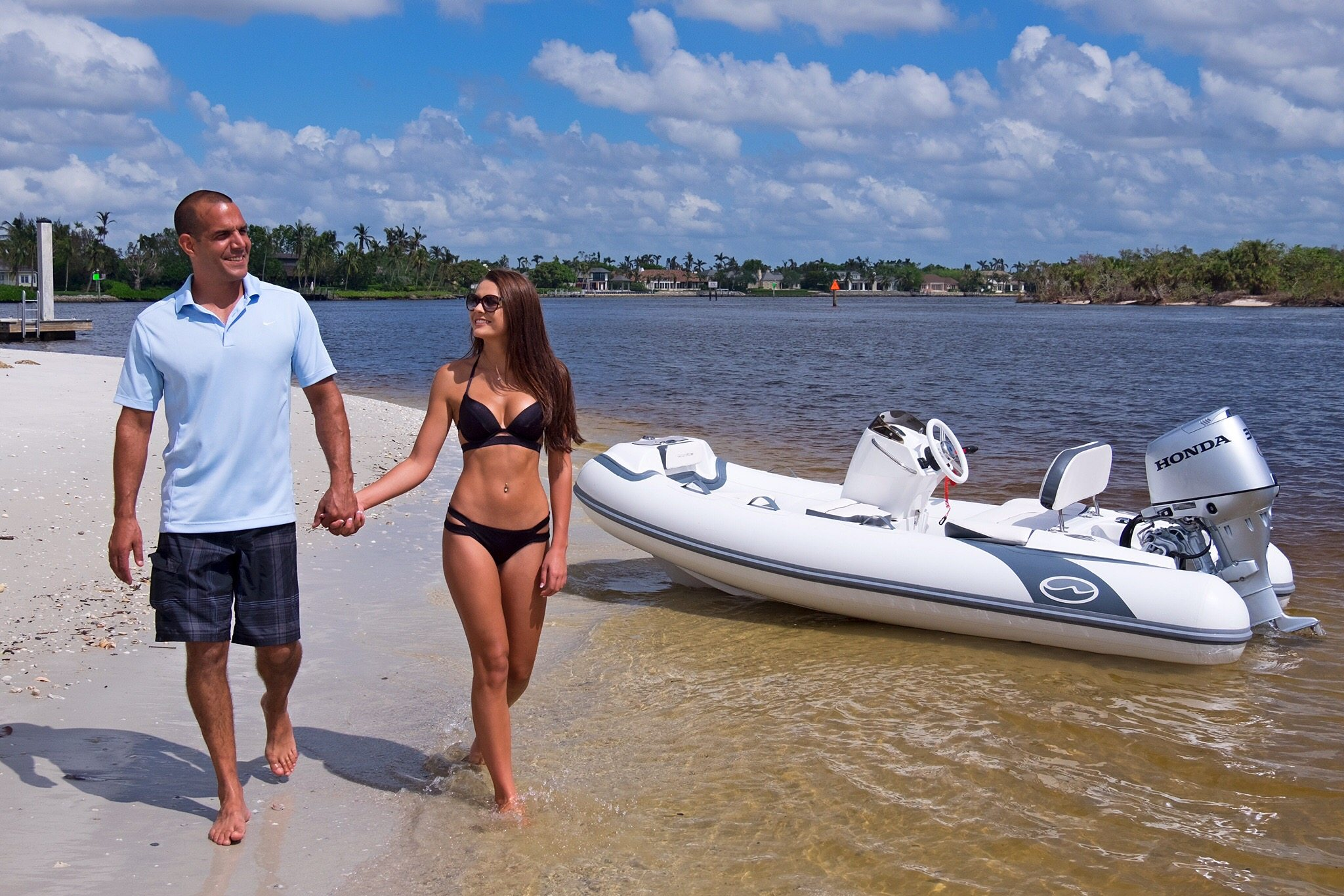 Walker Bay Boats will be unveiling the new Generation Light RIB (Generation LTE) at the Fort Lauderdale International Boat show on November 1st.
