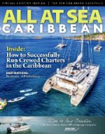All At Sea - The Caribbean's Waterfront Magazine - October 2017