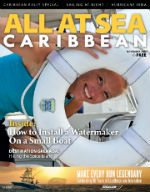All At Sea - The Caribbean's Waterfront Magazine - November 2017