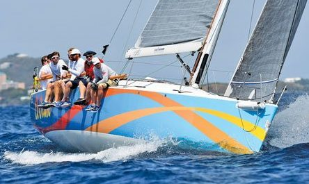 St. Thomas International Regatta - Bring your own boat or charter! Photo: Dean Barnes/STIR