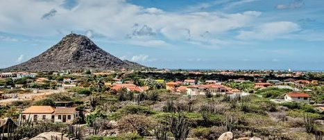 Hooiberg (aka The Haystack), Aruba. Photo: Steve Grundy