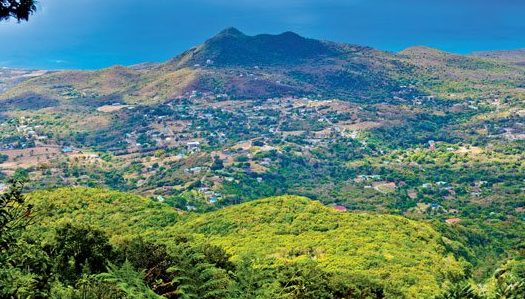 Nevis Peak. Photo: Ian Holyoak/Nevis Tourism Authority