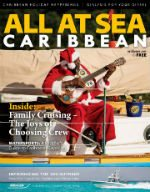 All At Sea - The Caribbean's Waterfront Magazine - December 2017