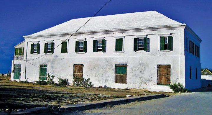 Salt Cay - White House