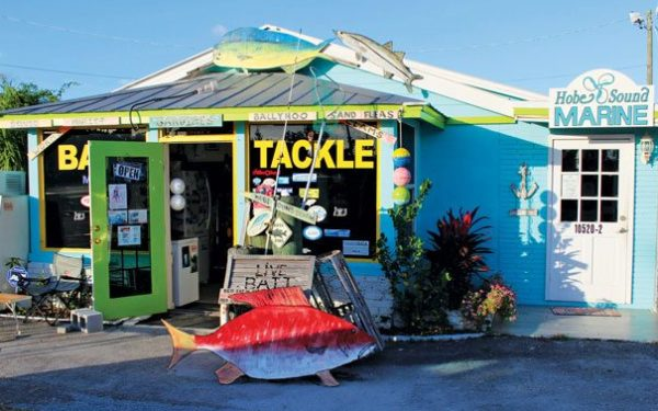 Hobe Sound Marine. Credit: Martin County Office of Tourism and Marketing #discovermartin.com