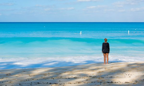 Seven Mile Beach on Grand Cayman is often voted among the world's best. Photography by Sharon Matthews-Stevens