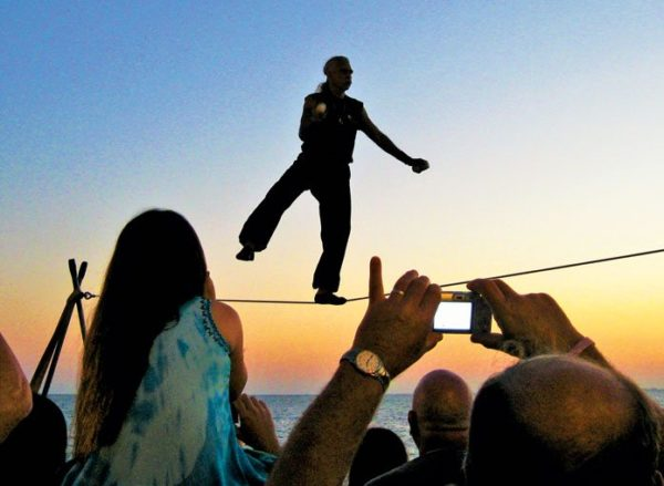 Mallory Square - High Wire Act
