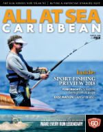 All At Sea - The Caribbean's Waterfront Magazine - March 2018