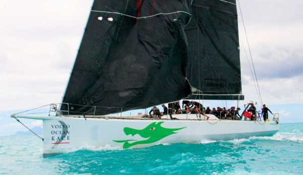 The Polish team racing the Volvo Ocean 70 Green Dragon won their class in the Gill Commodores Cup and the Heineken Regatta