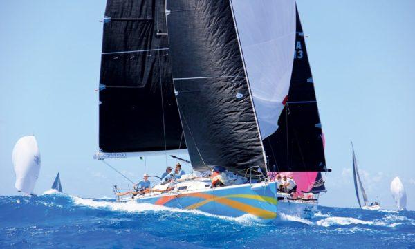 The Caribbean-based J/122 El Ocaso continues her winning ways