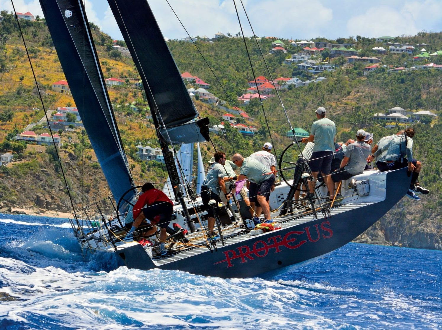 Proteus continued her winning ways. Photography by Rosemond Gréaux