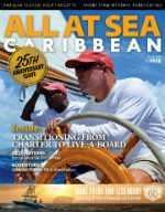 All At Sea - The Caribbean's Waterfront Magazine - June 2018