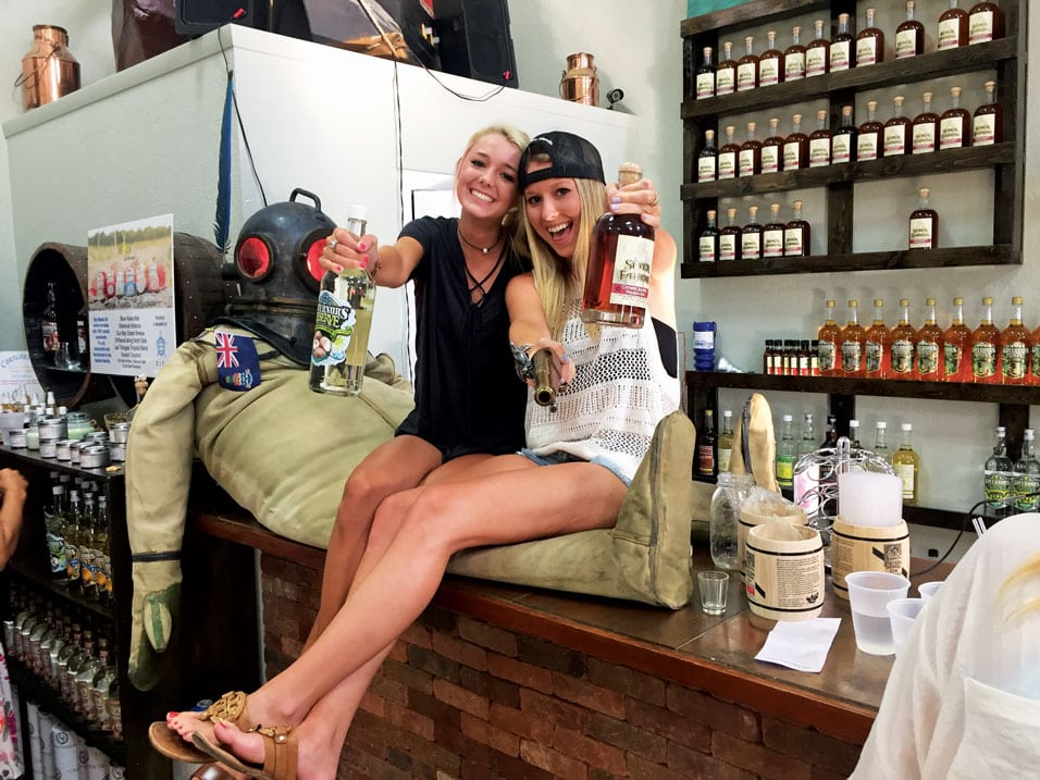 Cayman Spirits Company Distillery – Rum and pirates, what can you say?