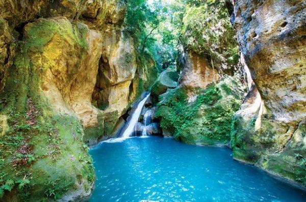 Bassin Blue, Haiti. Photo: Haiti Tourism