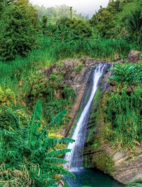 Concord Falls, Grenada. Photo: Grenada Tourism Authority/Lloyd Morgan/Flickr