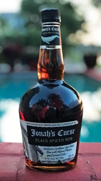 Rum Review: Jonah's Curse Black Spiced Rum