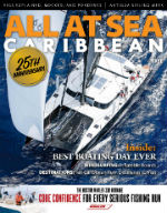 All At Sea - The Caribbean's Waterfront Magazine - July 2018