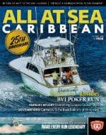 All At Sea - The Caribbean's Waterfront Magazine - August 2018