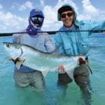 Catch a Tarpon with Kevin Faulkner, Anegada Fly-Fishing Guide