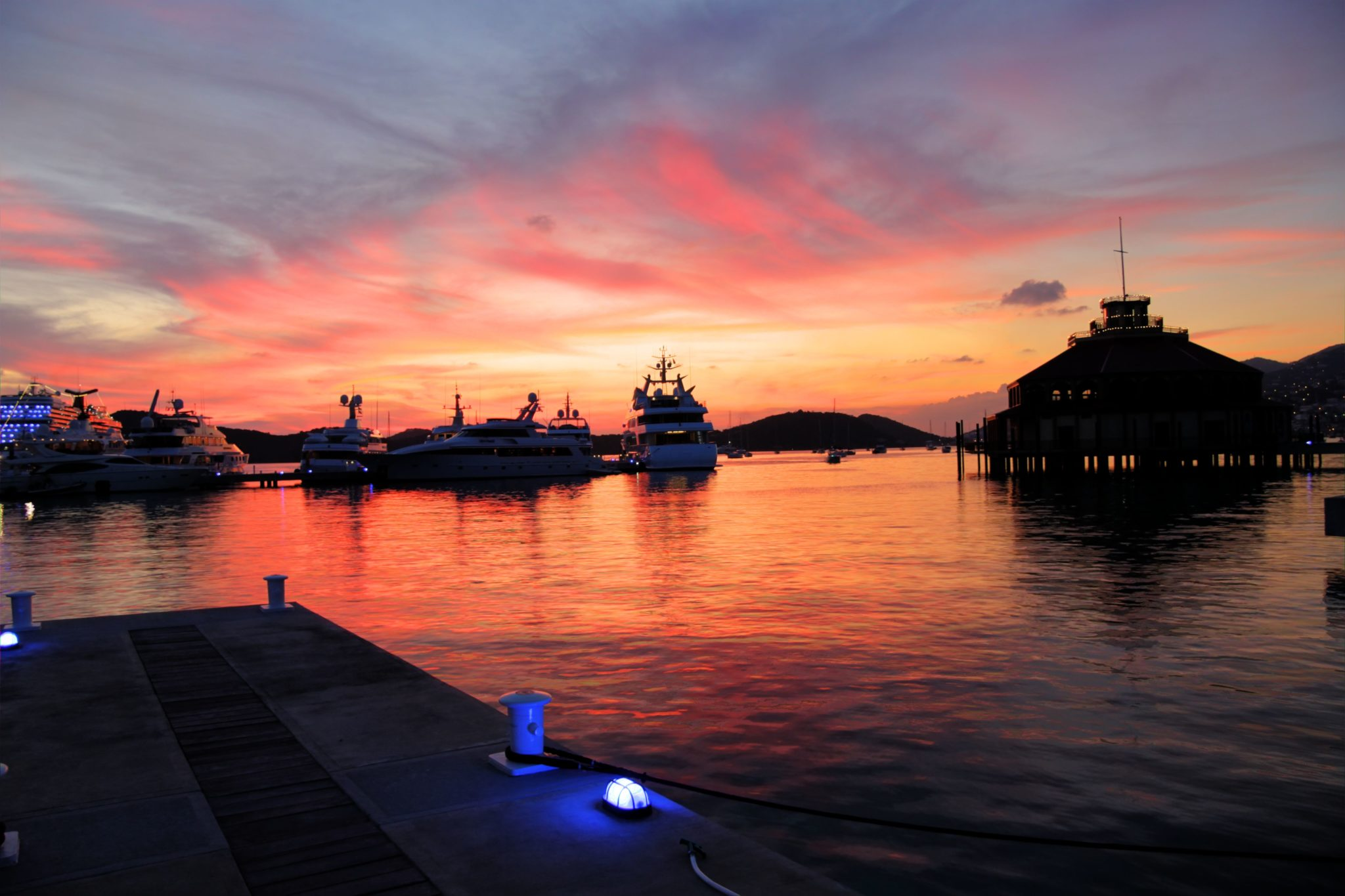 "Island Global Yachting (IGY Marinas) Announces Lease of the 360 Degree ""Over-Water"" Building in St. Thomas, USVI"