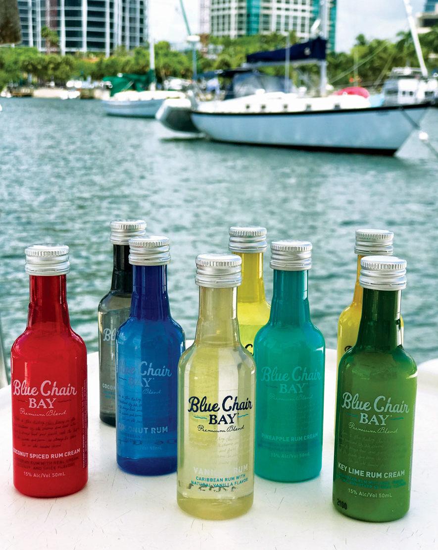 Rum Review: Blue Chair Bay Rum